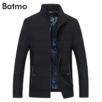Batmo 2017 New Arrival Winter High Quality 80 Grey Duck Down Warm Men S Jackets Size
