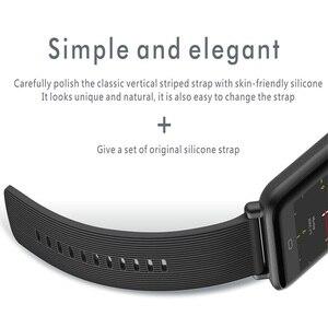 Image 2 - Смарт часы TISHRIC Q9/умные часы для женщин/мужчин/браслет с Bluetooth для часов Apple Android Iphone водонепроницаемые спортивные часы с тонометром