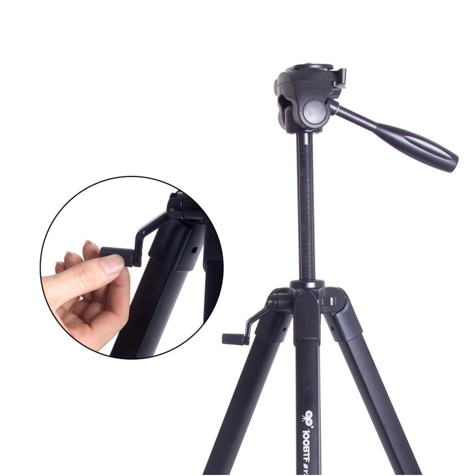 Tripod i ri Portable i Kamerave Profesionale me Pllakë të Lëshimit - Kamera dhe foto - Foto 2