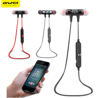 Awei A920BL Sport Cordless Auriculares Bluetooth Earphone For Your In Ear Phone Bud Wireless Headphone Headset