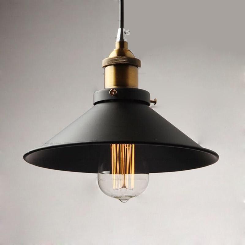 loft vintage pendant lights black industrial retro lamps vintage lighting edison for home cafe and restaurants cheap industrial lighting