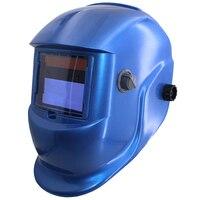 Solar Auto Darkening FilterTIG MIG MMA Welding Helmet Face Mask Electric Welder Mask Caps For Welding