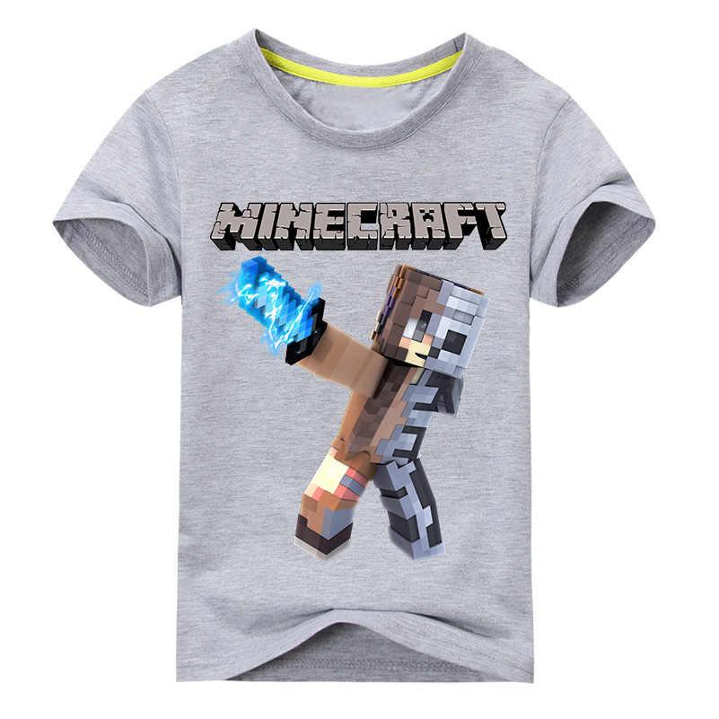 Cecinienta/Летняя футболка для мальчиков хлопковые топы с принтом героев мультфильмов, футболки для мальчиков, детская верхняя одежда, топы, От 2 до 12 лет