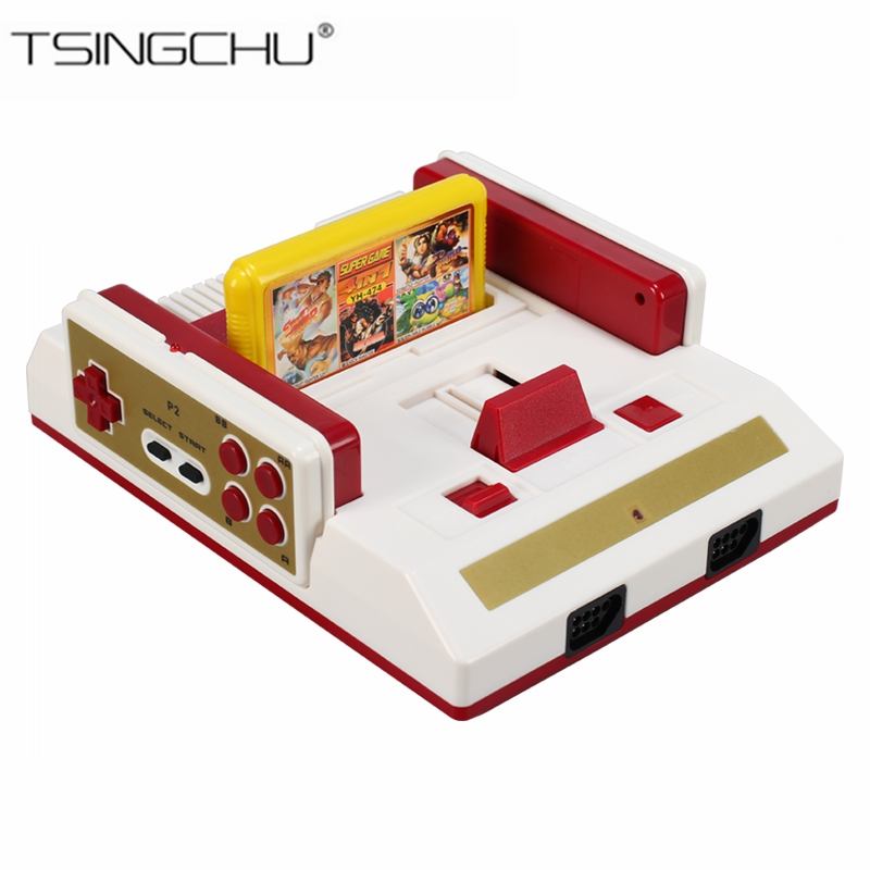 [DHL] HDMI Output Classic Retro Mini TV Video Game Console Family TV Handheld Game Player Dual Wireless Gamepad Controllers nintendo gbc game video card pokemons classic collect classic colorful edition