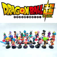 Dragon Ball Super Goku Vegeta Trunks Schwarz Goku Zen O Grand Jaco Mai Zamasu Dragon Ball Pvc Figuren Kinder Collegection spielzeug