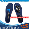 New Electronic Heating Insoles Remote Control Insoles Memory Foam Thermal Insulation Shoes Pad For Men And