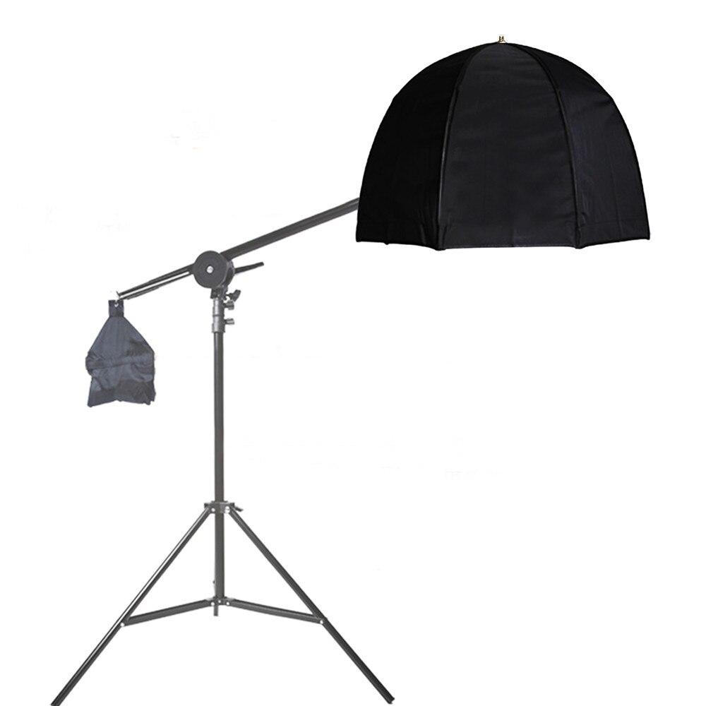 2 un 120 cm Soporte de Luz Estuche Bolsa de transporte para trípode placa paraguas realizar un seguimiento de nylon