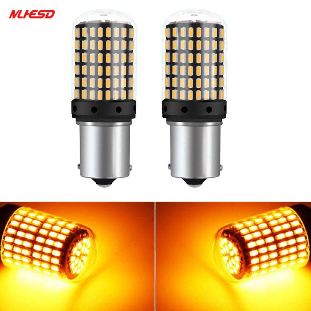 10x Orange OSRAM Clignotant Lampe Boule Lampe py21w bau15s 7507 Clignotant Ampoule