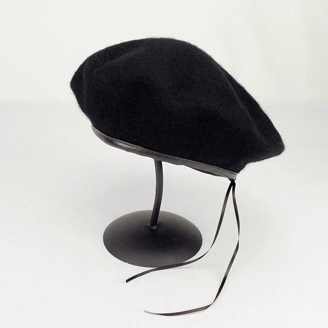 Autumn Winter Beret Hat...