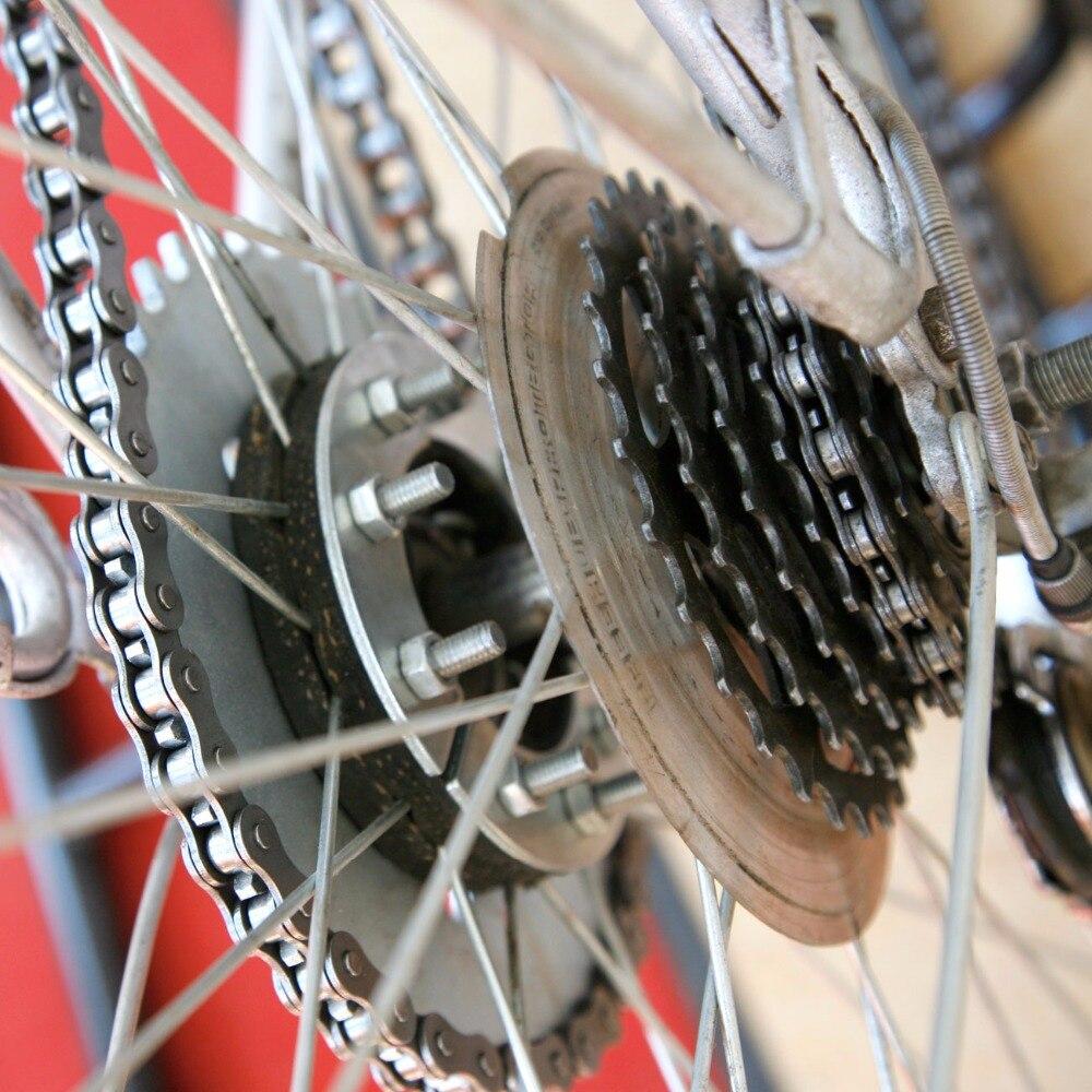 9 Holes Sprocket Mount Kit & 10x screw Fit For 49cc 66cc 80cc Motorized Bicycle Bike