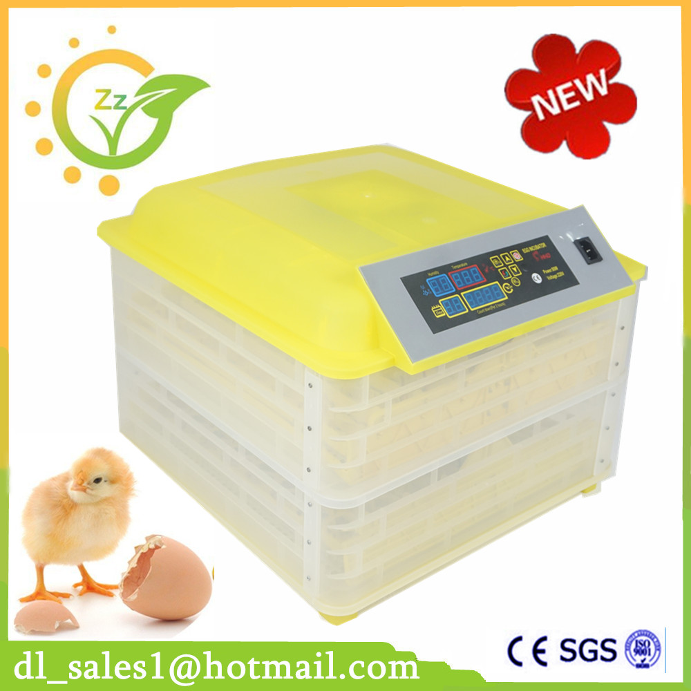 Best Price CE Certificate Poultry Hatchery Machines 96 Automatic Egg Turner 220V Hatching Incubators For Sale top sale household farm egg incubators 24 egg incubators for led display turner for sale