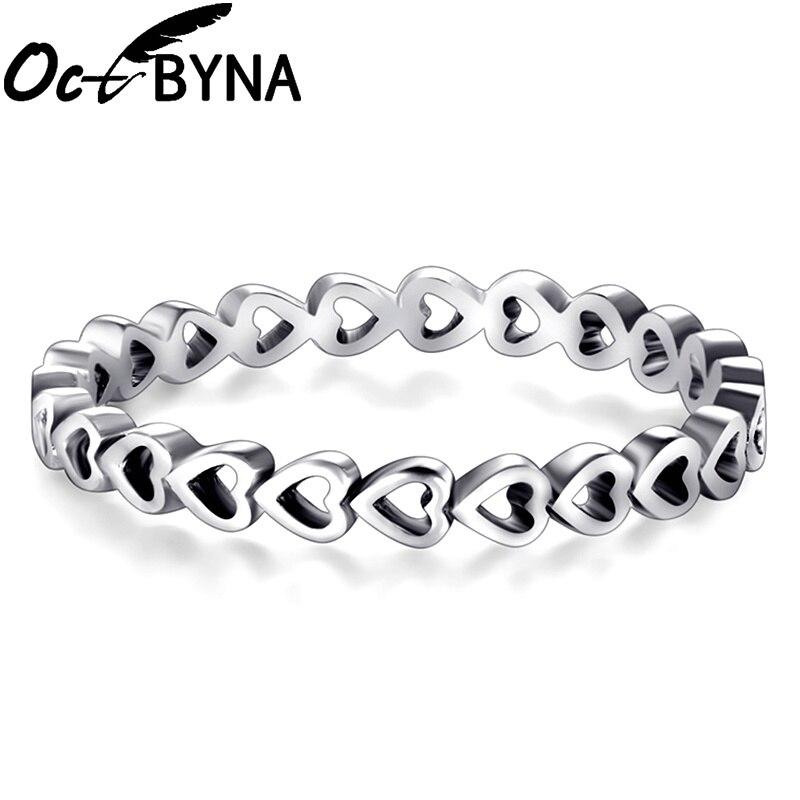 Модное Сверкающее циркониевое серебряное кольцо для женщин, цветочное сердце, корона, кольца на палец, фирменное кольцо, ювелирное изделие, Прямая поставка - Цвет основного камня: 36