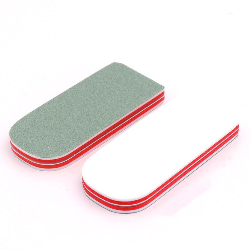 ZtDpLsd Professional 1Pcs Both Sides Polishing Block Nail Tool Files Pedicure Manicure Polish Buffing Sanding Buffer