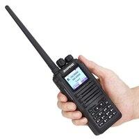 מכשיר הקשר 2019 חם Baofeng DMR DM-1701 רדיו דו כיווני Dual Band Tier 2 DMR מכשיר הקשר Digital Radio Dual זמן חריץ DMR דיגיטלי Tier1 & 2 (1)