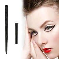 1 pièces crayon Eyeliner noir stylo étanche précision longue durée liquide Eye Liner lisse chat Style maquillage outils cosmétique TSLM1