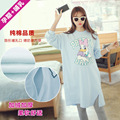 Autumn Winter New Long Sleeved Clothing Maternity Clothes Nursing Feeding Tees Pregnant Women Breastfeeding Carton Clothes