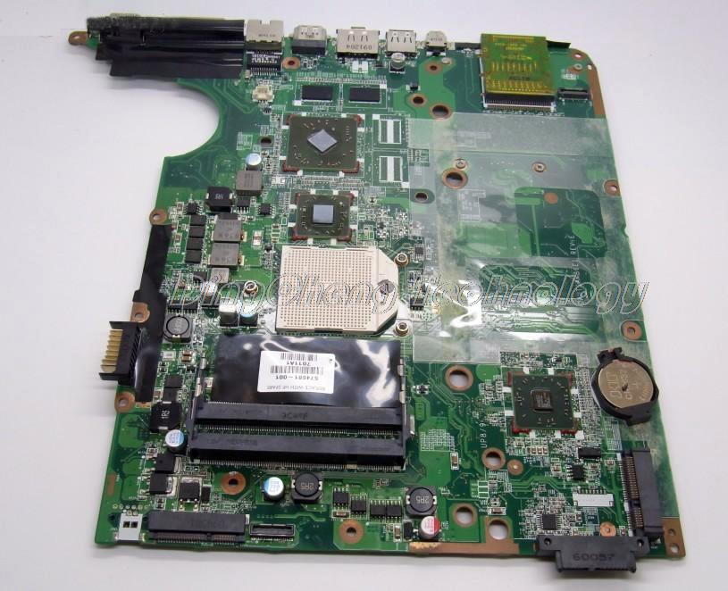 SHELI laptop Motherboard For HP DV7 574681-001 DAUT1AMB6E1 M92 chipset 512MB non-integrated graphics card 100% fully tested