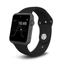 Hestia bluetooth smart watch hd screen unterstützung sim karte tragbare geräte smartwatch für ios android