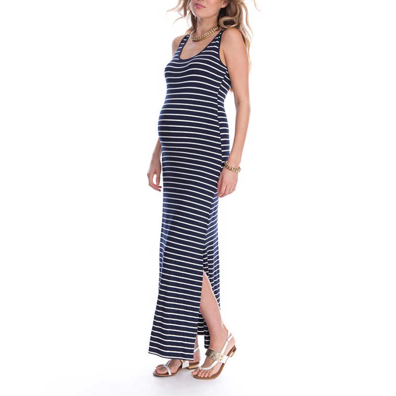 b7eeb09a5b6df ... Maternity Clothes Long Maternity Dresses Pregnancy Clothes for Pregnant  Women Nursing Dress Breastfeeding Vest Vestidos. RELATED PRODUCTS. Summer V- Neck ...