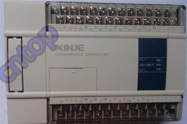 XC2-24R-E XINJE XC2 Series PLC AC220V DI 14 DO 10 Relay new in box xc e8x8yt xinje xc series plc digital i o module di 8 do 8 transistor new in box