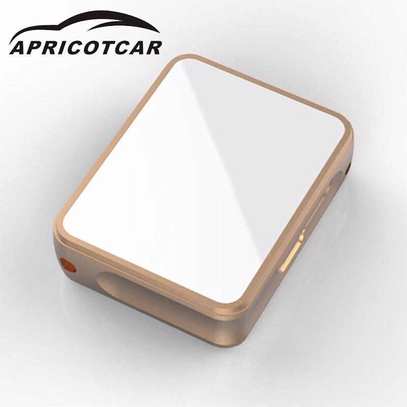 Mini Installation intelligente sans Micro avec une alarme magnétique forte de Vibration de vélo de véhicule localisateur de traqueur de WiFi GPS de perte antivol