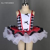 Girl Stage Performance Ballet Tutu Kid dance Costume Ballet Dance wear ballerina dance tutu New ballet Tutu