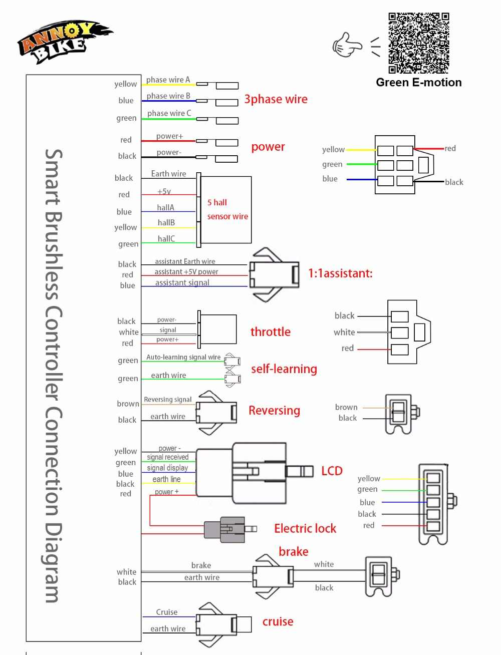 wiring diagram 350w bldc wiring diagram centre detail feedback questions about 350w 36v 48v dc 6 [ 1000 x 1308 Pixel ]