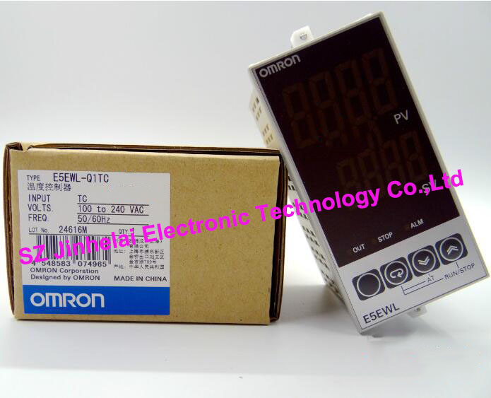 New and original E5EWL-Q1TC OMRON AC100-240V Temperature controller все цены