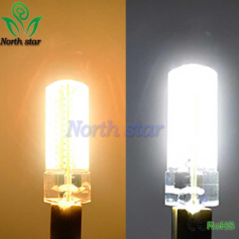 G9 LED 7W 9W 10W 12W Jagung Bulb AC 220V SMD 2835 3014 48 64 96 104 LED Lampada G4 Lampu LED 360 Derajat Mengganti Lampu Halogen