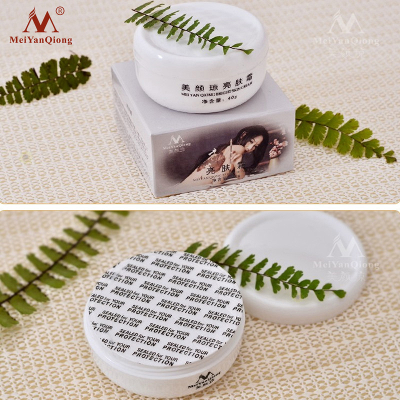 Strong Effects Powerful Whitening Freckle Cream 40g Remove Melasma Acne Spots Pigment Melanin Whitening Moisturizing Skin Care 4
