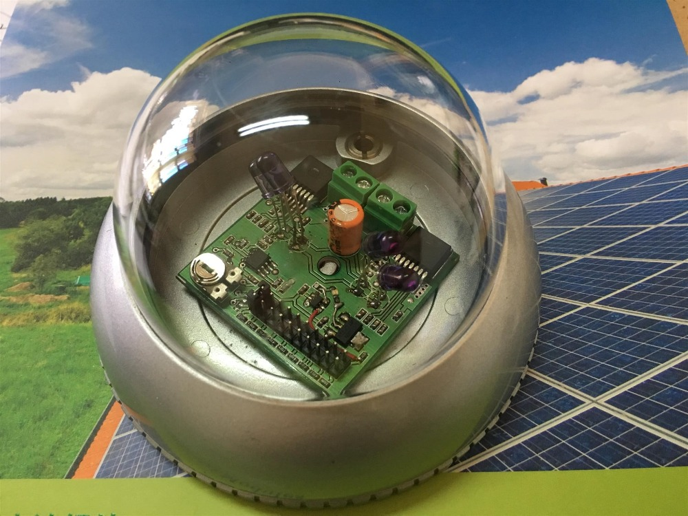 24V single axis sun tracker solar tracker controller цена