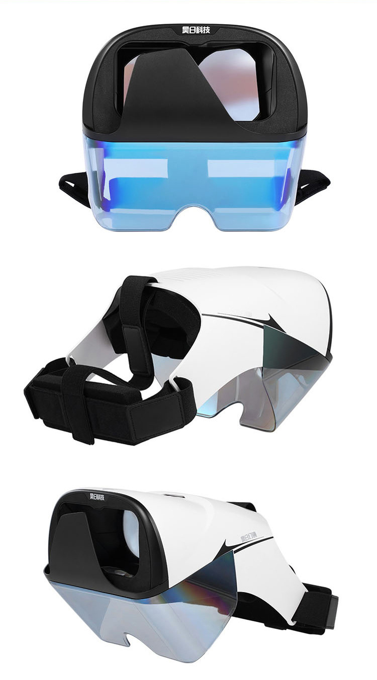 TORTOYO Smart Augmented Reality AR And Virtual Reality Glasses For Private Cinema And Gaming 4.0-5.7 Inch Phone 13