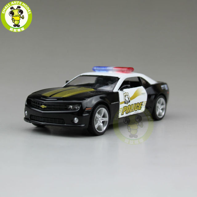 5 Inch RMZ City Chevrolet CAMARO Diecast Model Police Car Toy Boy Girl Gift  Collection Hobby