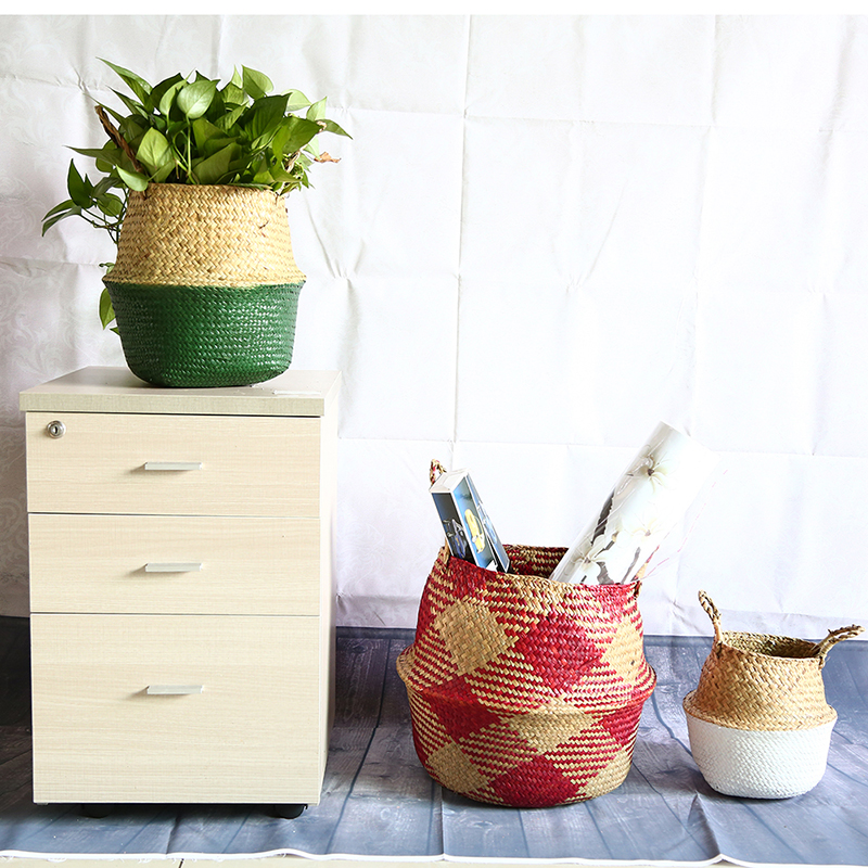 Storage, Flower, Laundry, Plant, Home, Seagrass