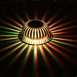 Oświetlenie sufitowe LED 85 265V latarnia LED lampa sufitowa 3W ktv dekoracje barowe korytarz światła korytarz lampa darmowa wysyłka|Oświetlenie sufitowe|Lampy i oświetlenie -