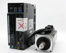ECMA C20604RS + ASD B2 0421 B دلتا 0.4kw 400w 3000rpm 1.27N.m ASDA B2 محرك سيرفو يعمل بالتيار المتردد سائق أطقم مع 3m الطاقة و التشفير كابل