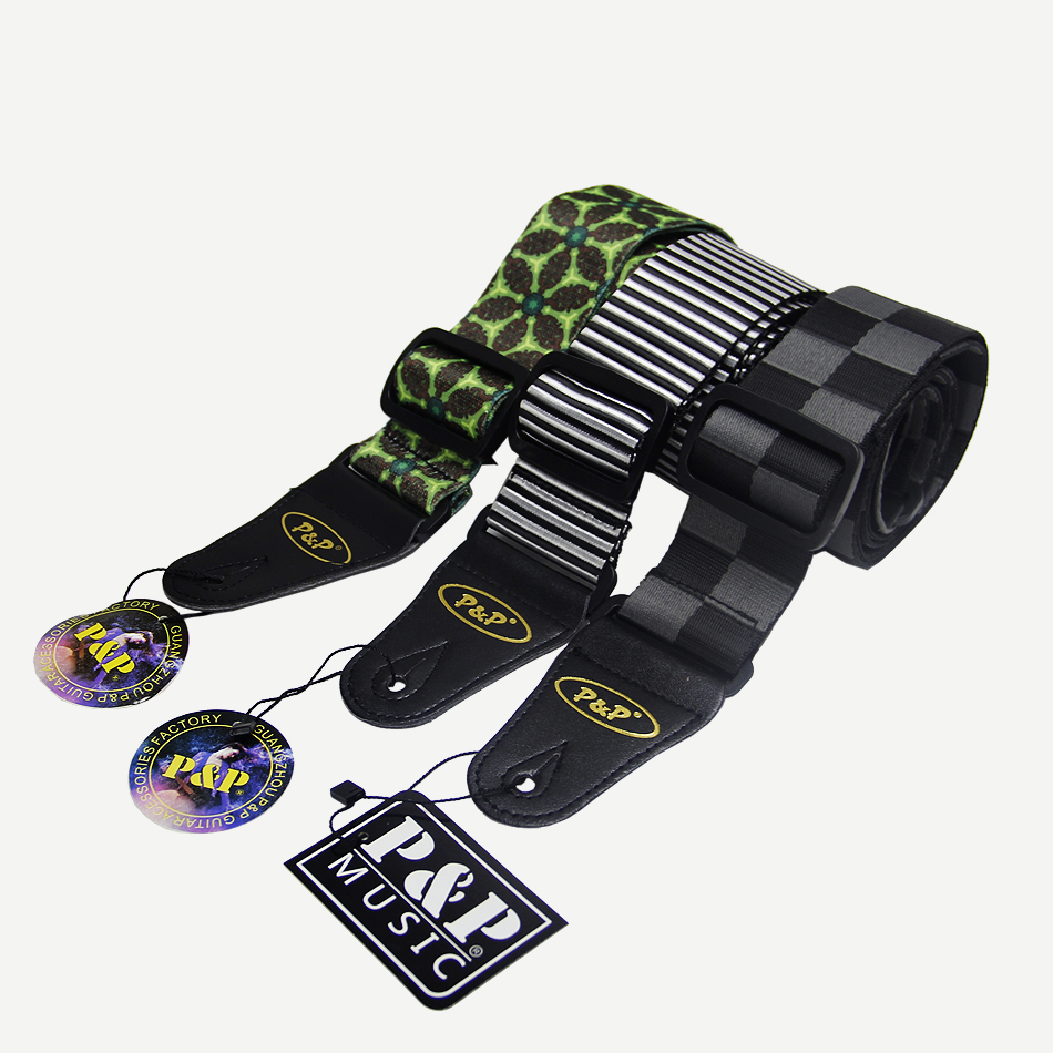 Electric Bass Guitar Strap also for Acoustic Guitar and Classical Guitar 8x utility guitar accessory footstool strap neck rest for folk and classical guitar