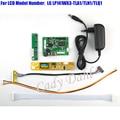 HDMI Placa Controladora + Backlight Inverter + 30 P Lvds Cable + adaptador para LP141WX3 TLN1 TLA1 TLQ1 1280x800 canal de 6 bits LCD Panel