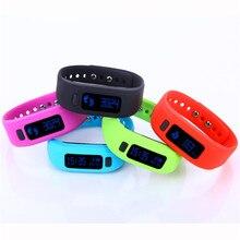 Новые Лучшая цена! Smart Браслет Health Monitor Bluetooth V4.0 браслет для Android Бесплатная доставка NOM15