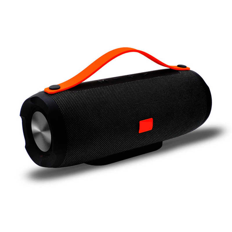 Wireless Portable Kolom 10 W Bluetooth Speaker Bass Stereo Subwoofer Outdoor Tahan Air Kotak dengan FM MIC