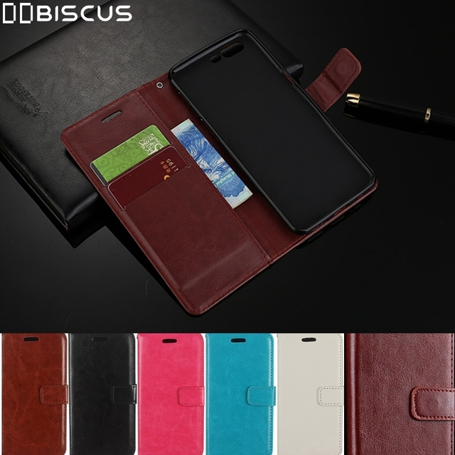 half off 4205c 817fe Luxury PU Leather Wallet Flip Soft TPU Silicone Case For OnePlus 2 3 ...