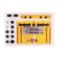 DIY Woodworking Handle Hole Locator Door Tool Knob And Pull Installation Jig And Shelf Pin Jig Home Tool