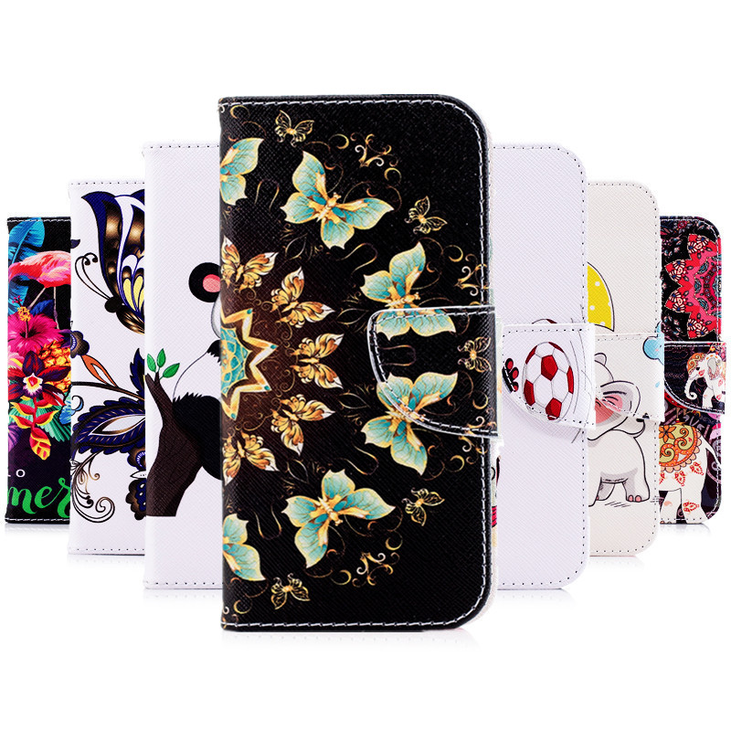 Luxury Case Cover for Sony Xperia XA2 Wallet Case for Sony XA2 Dual Fashion Magnetic Leather Protective Shell Coque Flip Cases