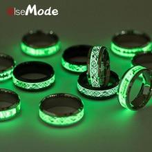16 видов светящийся Скелет Властелин, обручальное кольцо для мужчин из нержавеющей стали, кольца на палец для женщин
