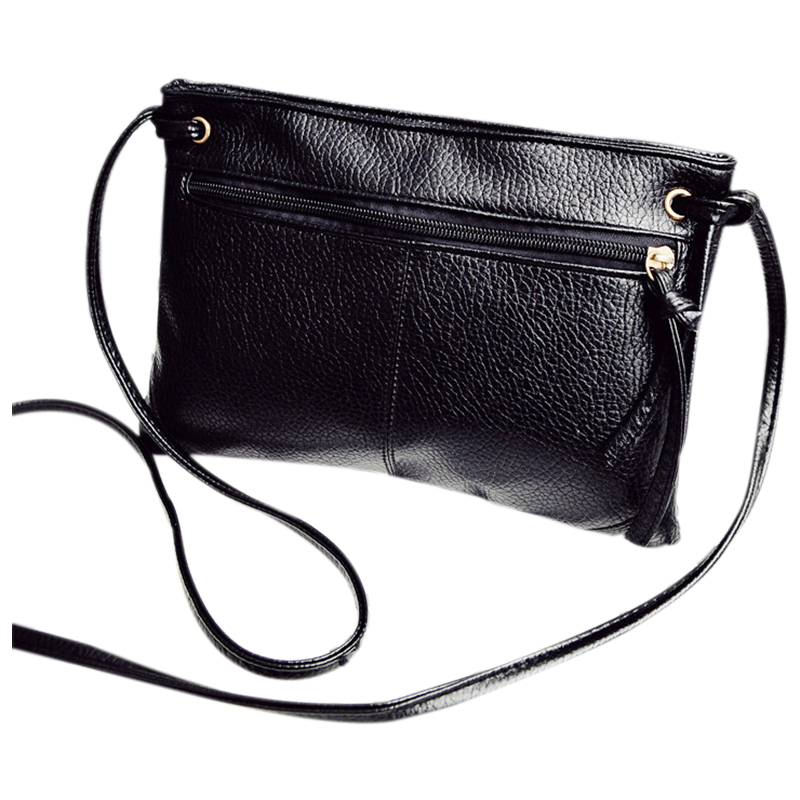 Hot Fashion summer women messenger bags solid fashion small falp bags zipper bag female over the shoulder leather crossbody bag 2017 hot fashion women bags 3d diamond shape shoulder chain lady girl messenger small crossbody satchel evening zipper hangbags