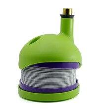 1 пластиковая растягивающаяся Складная портативная дымовая труба креативная Ванильная табачная дымовая труба и экран трубы
