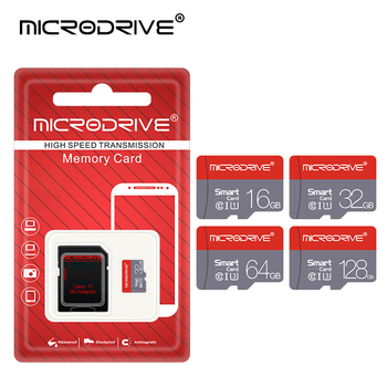 Free SD Adapter Class 10 Micro SD Card 4GB 8GB 16GB 32GB 64GB Flash usb pen drive Memory Card microsd TF Card
