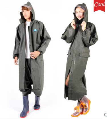 top-rated real beautiful and charming latest releases US $43.98 15% OFF|Men Womens Thickening Long Trench Raincoats burbe rry  capa de chuva Gabardina Impermeable mujer Motorcycle Poncho Free  Shipping-in ...
