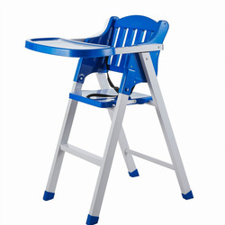 Foldable solid children dining chair portable environmental bb highchair .jpg 250x250