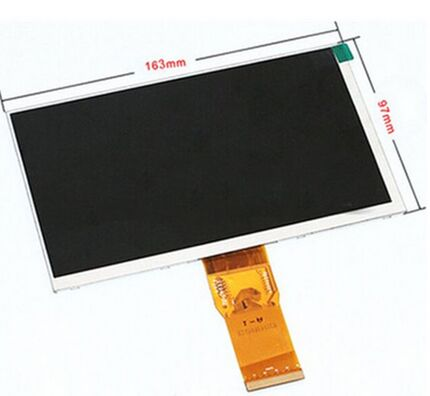 7 inch Tablet HD LCD display 50P Woxter Color Unusual 1024*600 Screen Digital Panel Replacement Free shipping free shipping 7 inch ips lcd screen display panel 1024 600 for cube talk 7 u51gt repair parts replacement
